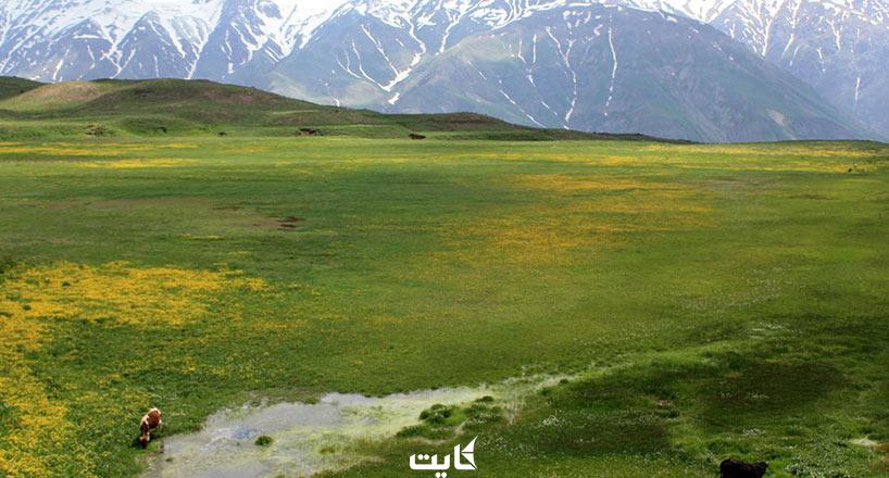 طبیعتگردی استان کرمان | معرفی 10 مقصد طبیعتگردی کرمان