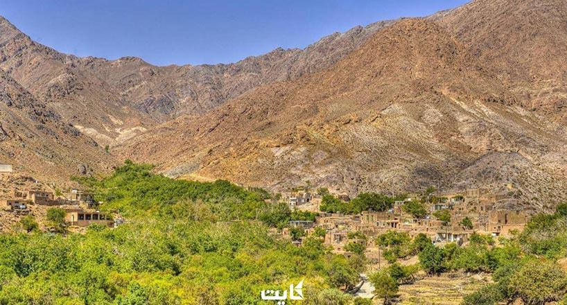 طبیعتگردی استان یزد | معرفی 10 مقصد طبیعتگردی استان یزد