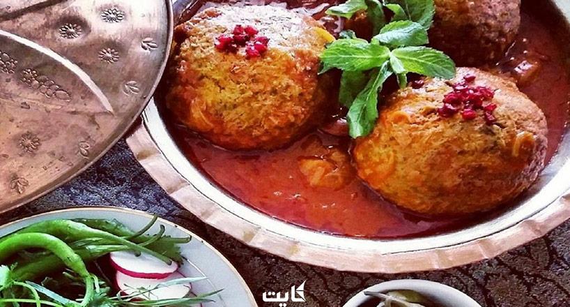 بهترین غذای تبریز   بهترین غذاهای معروف و محلی تبریز