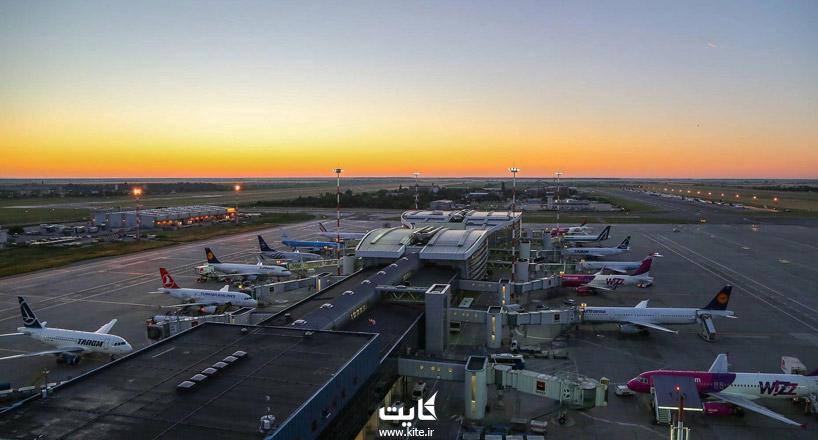 20  فرودگاه دنیا که به نام افراد مشهور ساخته شدهاند!