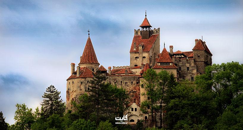 قلعه دراکولا رومانی کجاست؟ نکات باورنکردنی در مورد کنت دراکولا