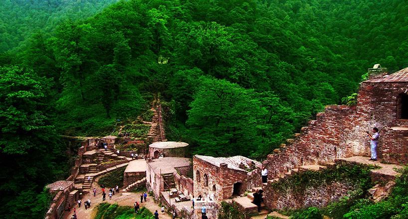 راهنمای سفر به قلعه رودخان+ فومن+ سفر شخصی+ سفر گروهی