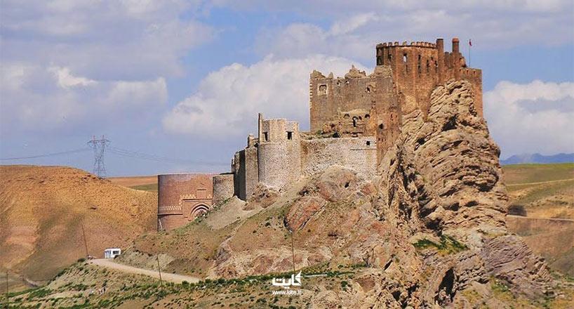قلعه های ایران ، نماد تمدنی چند هزار ساله و هنر معماری ایرانی