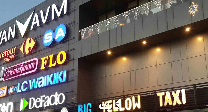 مراکز خرید وان | ارزان ترین مرکز خرید شهر وان ترکیه کجاست؟