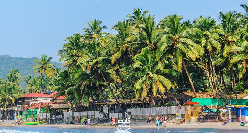 بهترین هتل 5 و 4 و 3 ستاره گوآ هند کجاست   5 هتل برتر گوآ