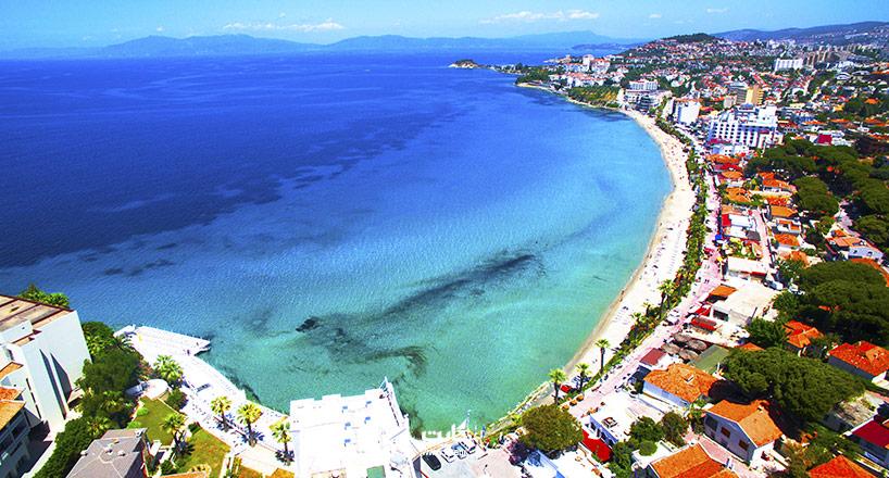 بهترین هتلهای ساحلی کوشآداسی | 5 هتل ساحلی برتر کوش آداسی