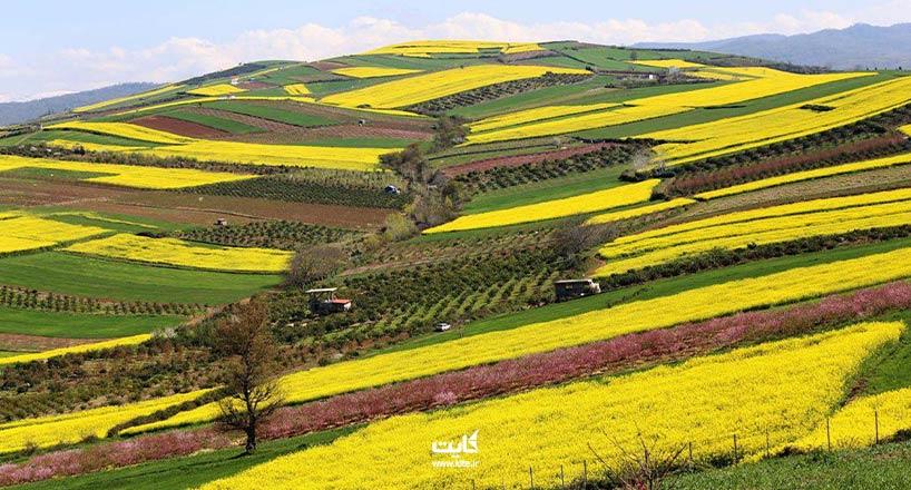 بهشت ایران کجاست؟ معرفی 7 بهشت در ایران
