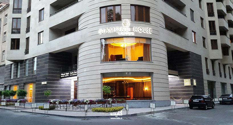 هتل دیاموند ایروان یکی از بهترین هتلهای ایروان