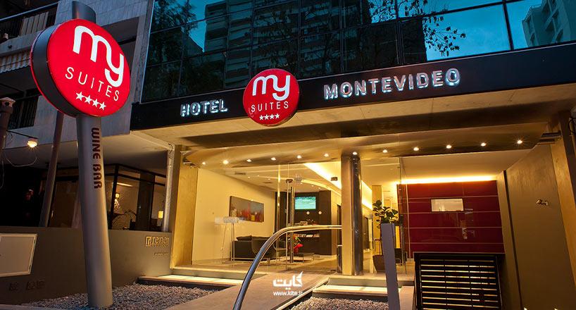 معرفی هتل مای سوئیت وان