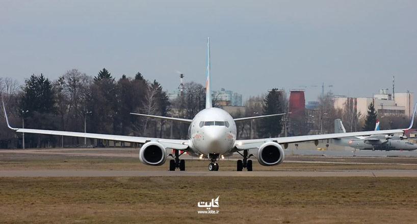هواپیمایی وارش | معرفی تاریخچه + قوانین + ناوگان وارش