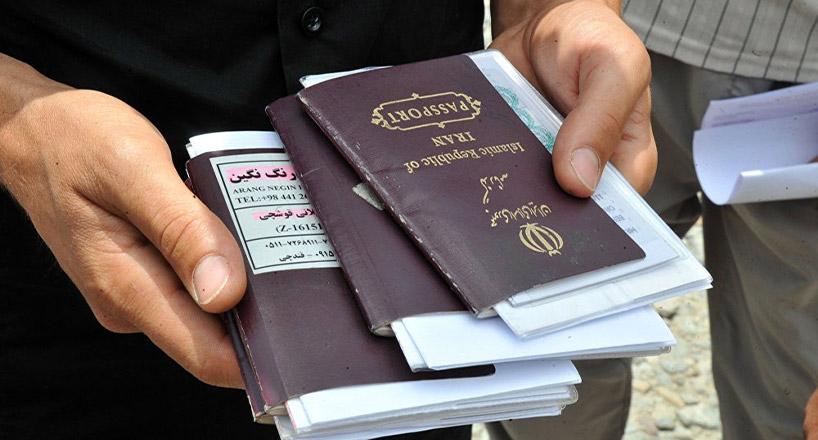 پاسپورت چیست؟معرفی انواع پاسپورت و مراحل دریافت آن
