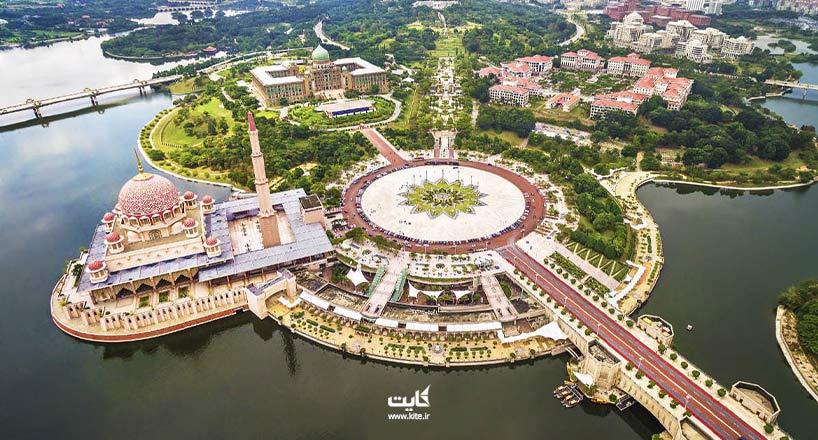 پوتراجایا شهر الکترونیکی مالزی