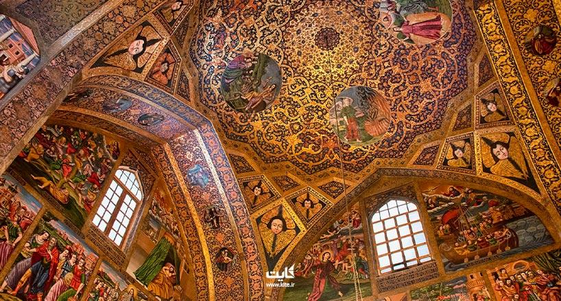 معروفترین کلیساهای ایران