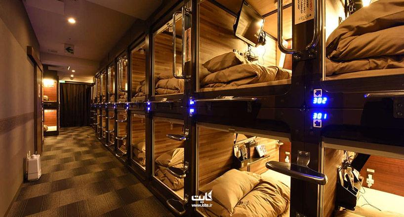با کوچک ترین هتل جهان آشنا شوید |10 هتل بسیار کوچک در جهان