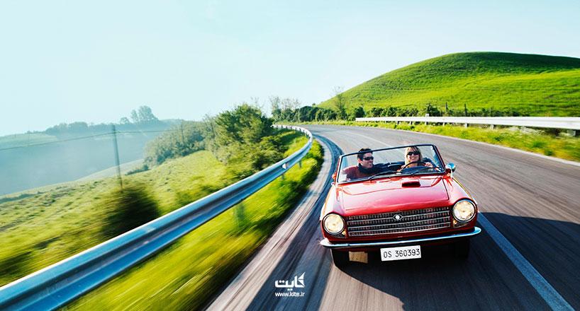 گرفتن گواهینامه رانندگی بین المللی: در سه مرحله ساده