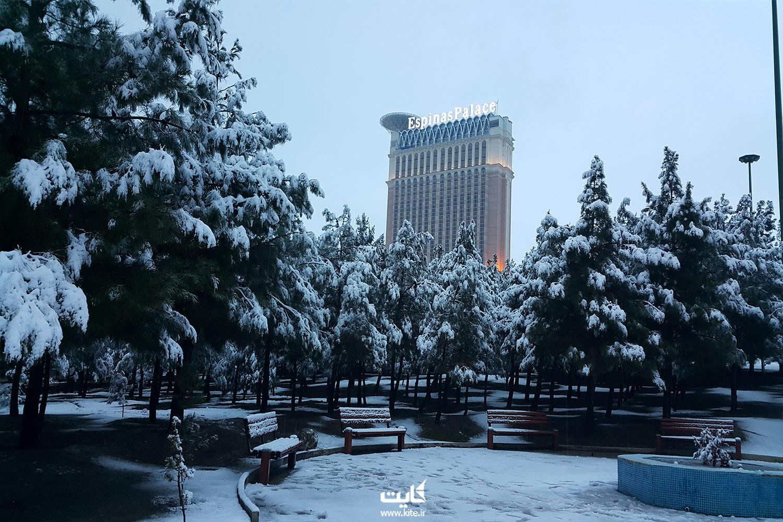 بهترین هتلهای ایران | معرفی لوکس ترین هتلهای ایران