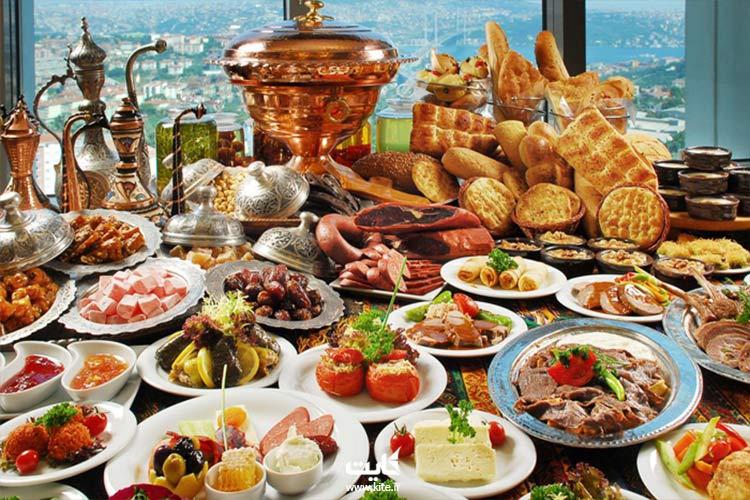 بهترین غذاهای خیابانی استانبول