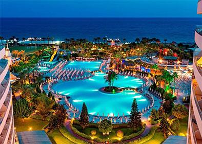 5  تا از بهترین هتل های آنتالیا از نظر توریستهای ایرانی