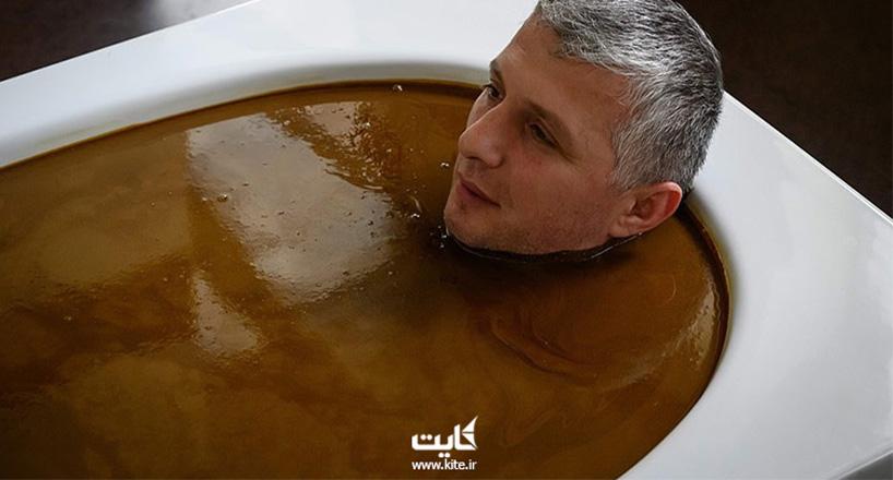 مراکز درمانی با نفت خام در آذربایجان