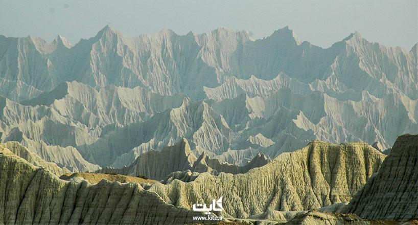 همه چیز در مورد کوههای مریخی چابهار به همراه عکس