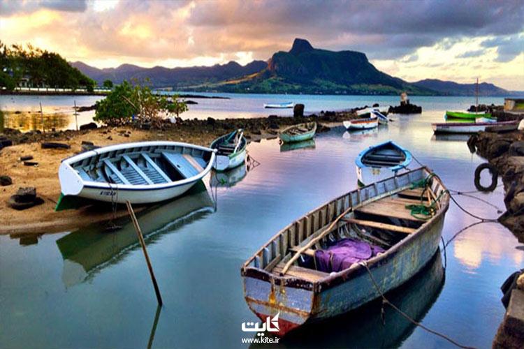 تور جزیره موریس سفری به اقیانوس هند