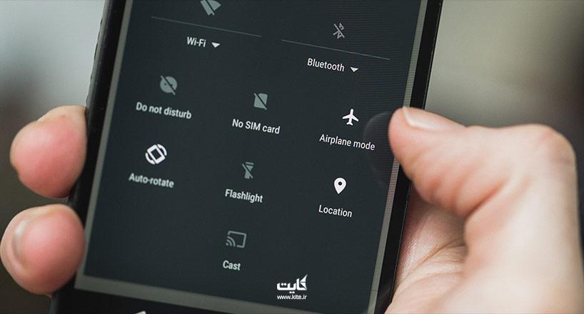 تاثیر سیگنال تلفن همراه بر روی هواپیما