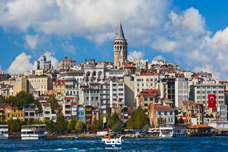 راهنمای تور کشتی های کروز استانبول