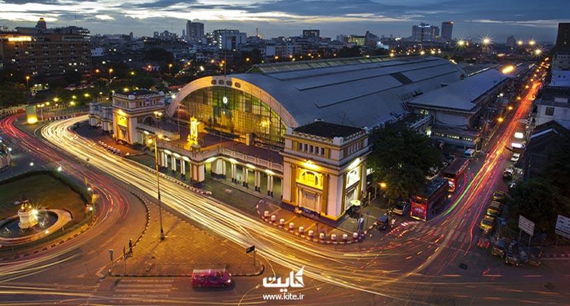 وسایل حمل و نقل عمومی در بانکوک