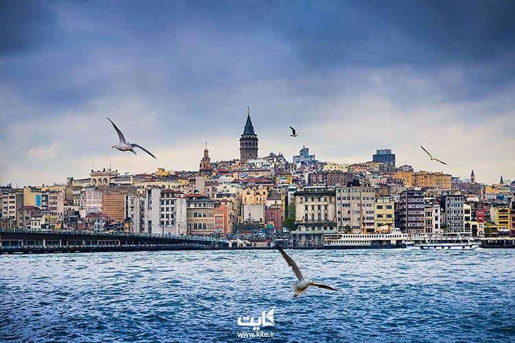 معرفی تورهای استانبول گردی رایگان
