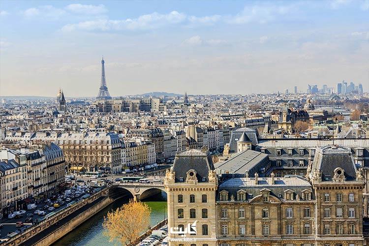 با 5 شهر توریستی و زیبای فرانسه بیشتر آشنا شوید