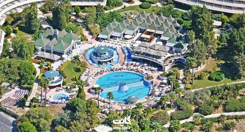 انتخاب هتل در کوش آداسی