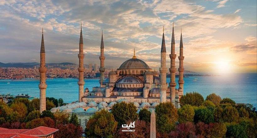 راهنمای خرید بلیط چارتری استانبول