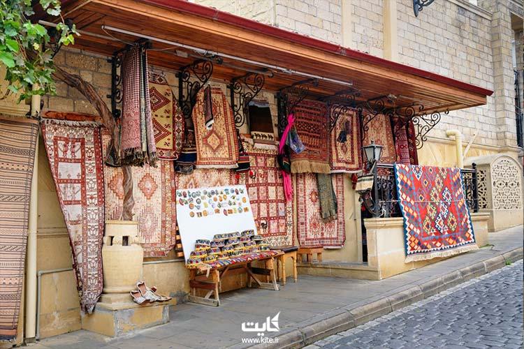 سوغات باکو | 9 سوغات معروف و محبوب باکو