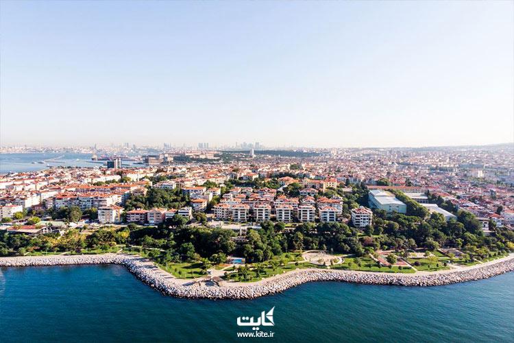 10 جای دیدنی و فوق العاده محله کادیکو استانبول