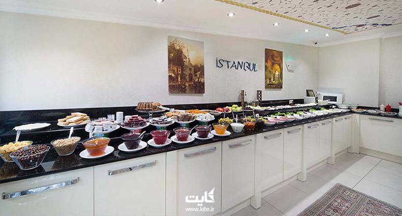 بهترین هتل های 3 ستاره استانبول