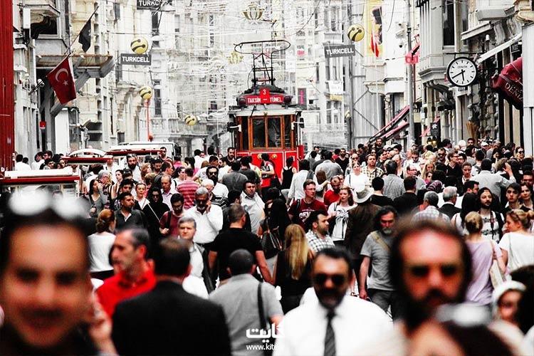 بهترین منطقه های استانبول برای هتل گرفتن