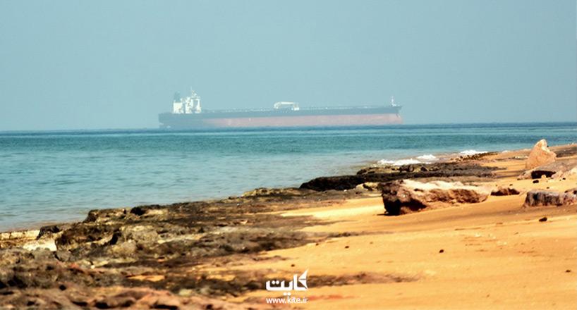 جزیره لارک  و مکان های دیدنی آن به همراه عکس