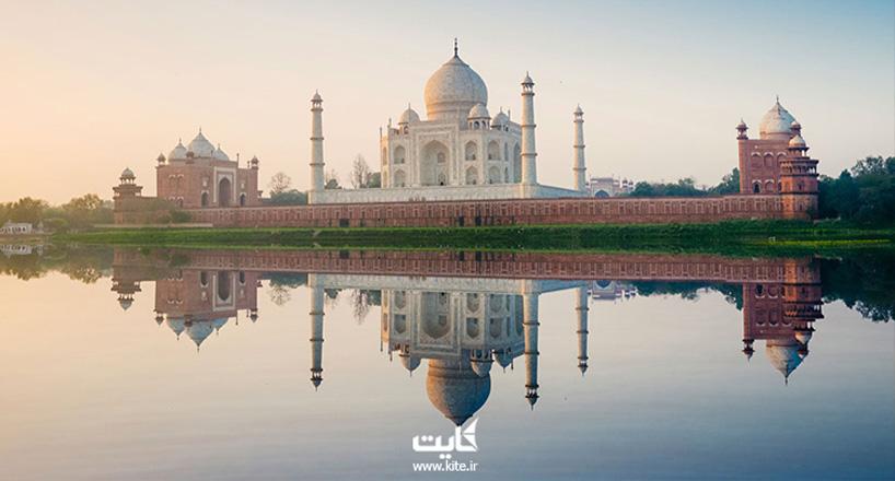 جاذبههای گردشگری هند به همراه عکس
