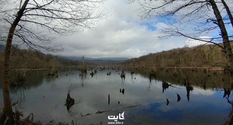 دریاچه ارواح کجاست؟ اطلاعات جذاب دریاچه ارواح مازندران