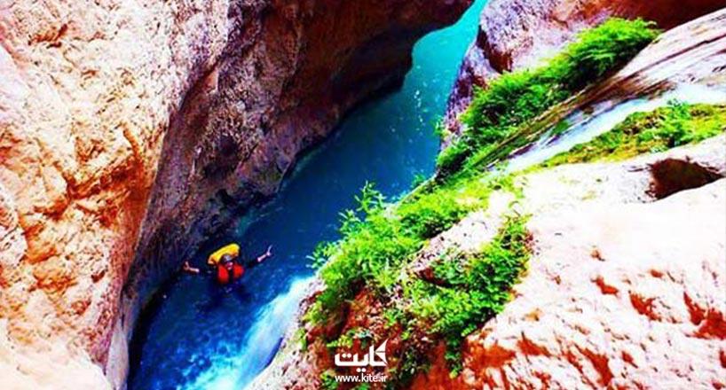 شگفت انگیزترین دره های ایران