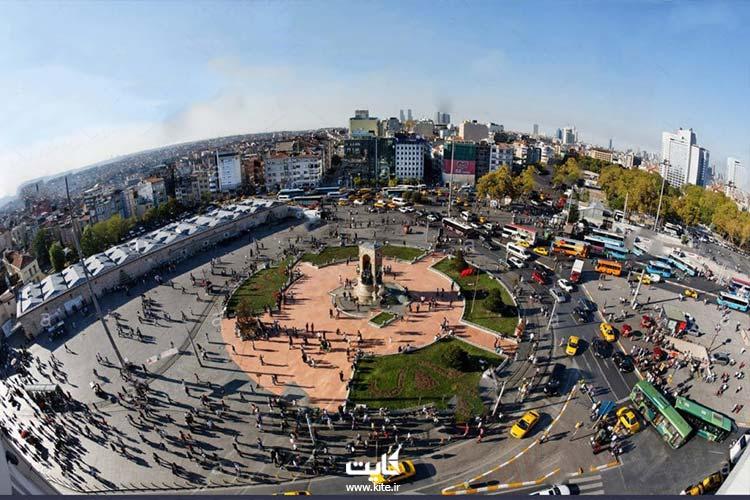 بهترین هتل های میدان تقسیم برای اقامت در تور استانبول
