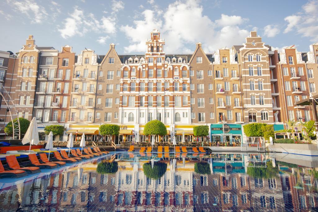 هتل اورنج کانتی کمر؛ از محبوبترینها در تور آنتالیا