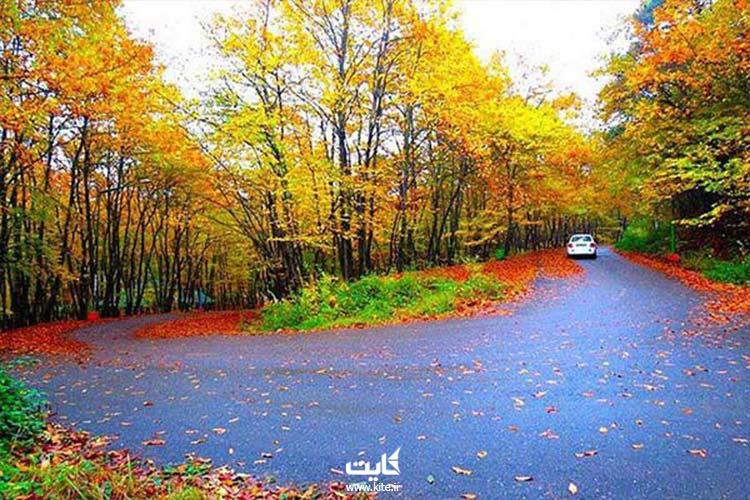 در روزهای گرم تابستون به محبوب ترین مقاصد گردشگری ایران برو
