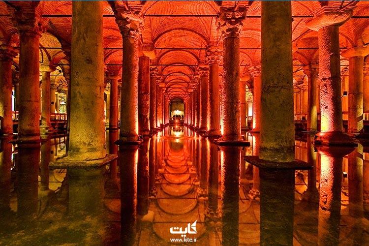 معماری های شاهکار استانبول ( 1 )