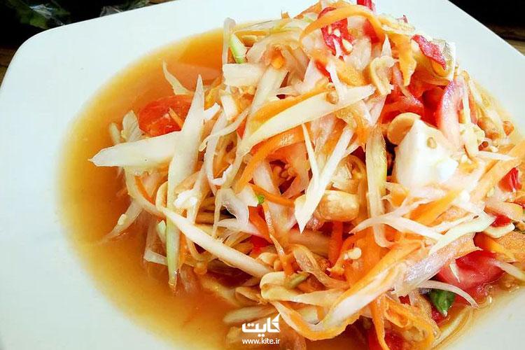 عجیب ترین غذاهای تایلندی