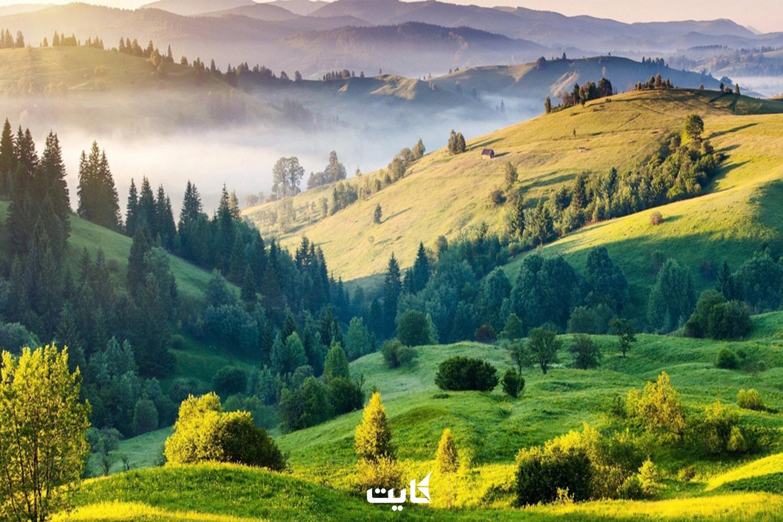 طبیعتگردی استان گلستان | 10 مقصد طبیعتگردی در گلستان