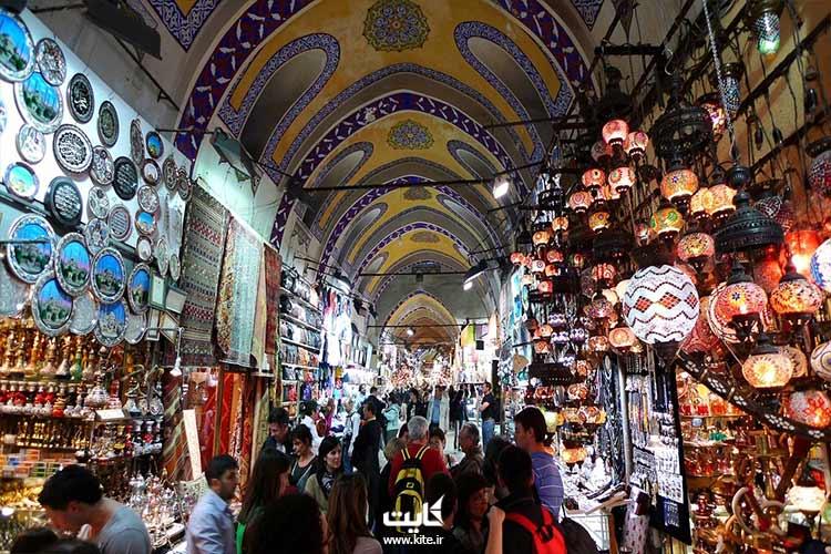راهنمای کامل خرید از بازار بزرگ استانبول