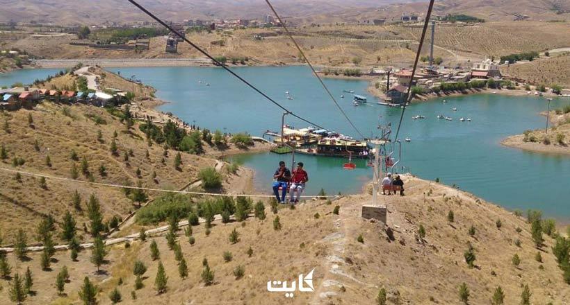 جاهای دیدنی مشهد | 25 جای دیدنی شهر مشهد