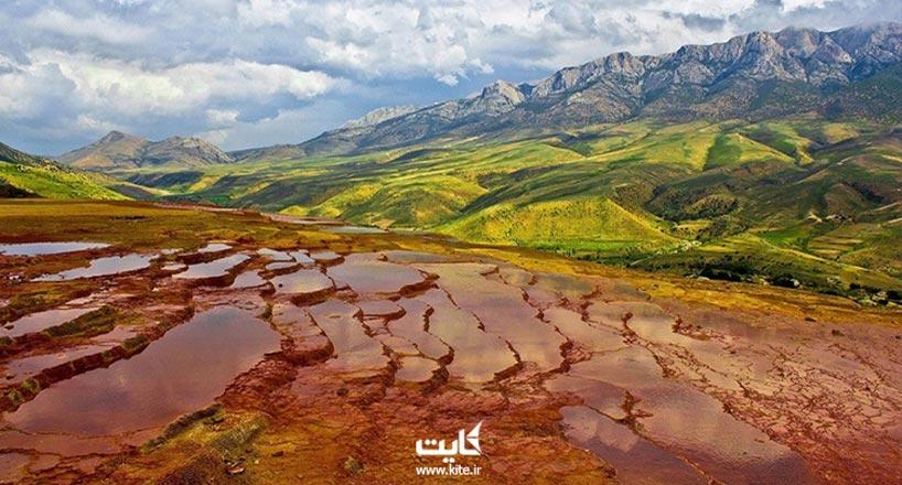 باداب سورت دومین میراث طبیعی ایران در فهرست آثار ملی