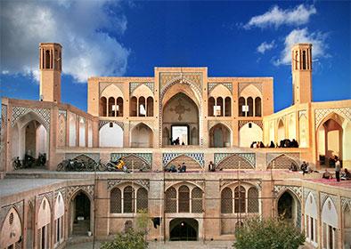 خانه های تاریخی ایران در شهر کاشان